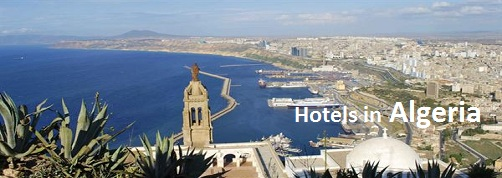 Hotels in Algeria