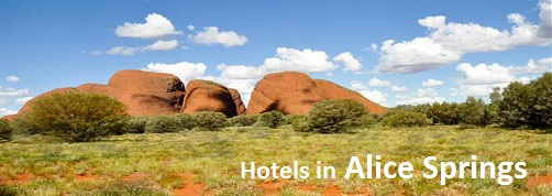 Hotels in Alice Springs