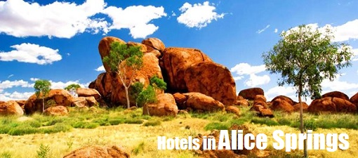 Picture of Alice Springs