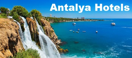 Hotels in Antalya