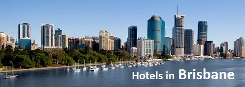 Hotels in Brisbane