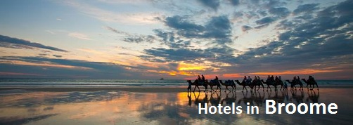 Hotels in Broome