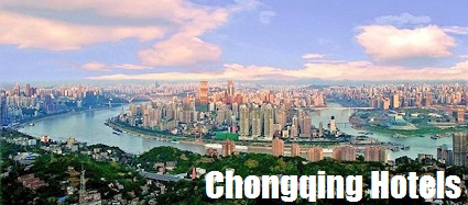 Hotels in the city of Chongqing