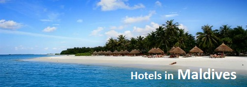 Hotels in Maldives