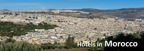 Hotels in Morocco