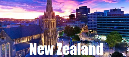 Hotels in New Zealand