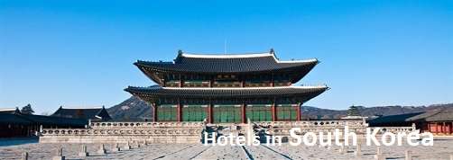 Hotels in South Korea