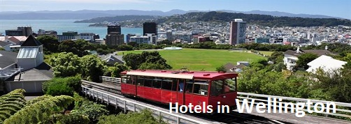 Hotels in Wellington