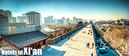 Picture of The City of Xi'an